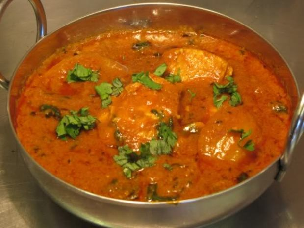 Food at The Curry Culture in Singapore