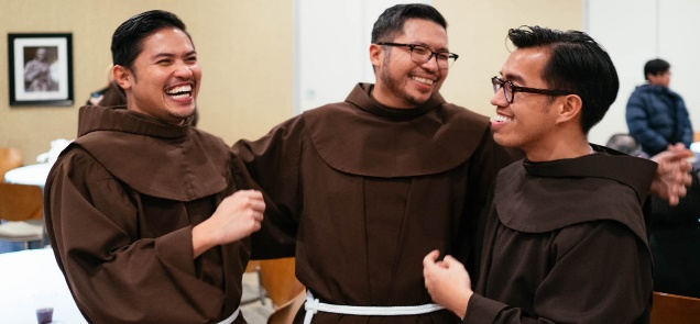 Franciscans in Singapore