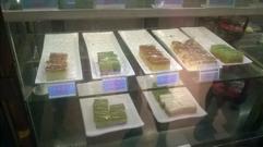 Baked Desserts at Nonya Leaf