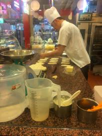 Chef at Legendary Hong Kong