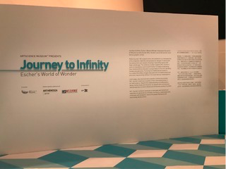 Journey to Infinity at Art Science Museum
