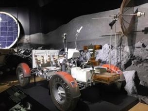 Moon Exploration Vehicle from Nasa