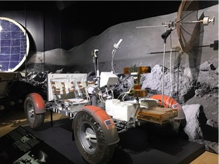 Moon Exploration Vehicle from Nasa