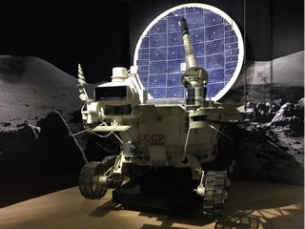 NASA at the Art Science Museum
