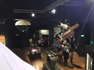 NASA Historical Artifacts at Art Science Museum