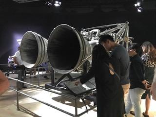 NASA Rockets in Singapore