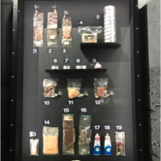 Space Food Art Science Museum