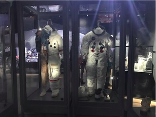 Space Suites at Art Science Museum