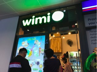 WiMi Ice Cream Shop in Singapore