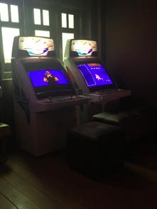 Arcade Games in Singapore