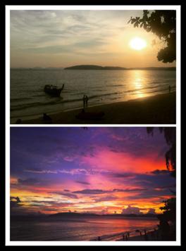 Beaches in Krabi Thailand