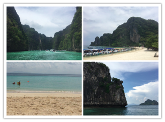 Beautiful Beaches in Krabi Thailand