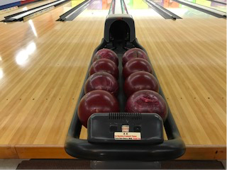Bowling Balls at Westball
