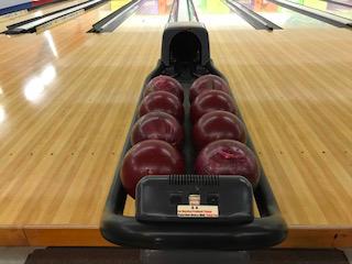 Bowling Balls at Westball
