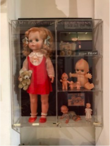 Dolls at Little Toy Museum in Singapore