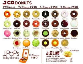 J.Pops Baby Donuts