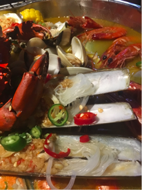 Seafood in Singapore