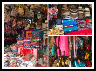 Shopping in Krabi Thailand