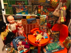Vintage Toys in Singapore