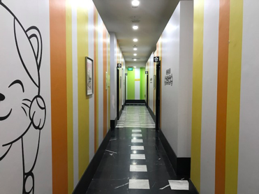 Hall at Manekineko Karaoke