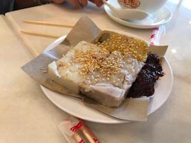 Mei Heong Yuen Dessert Steamed Pudding