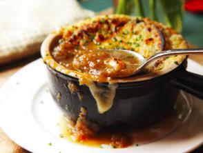 French Onion Soup - Photograph- J. Kenji López