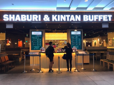 Shaburi and Kintan Buffet in Singapore