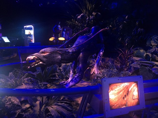 Avatar Pandora Experience in Thailand