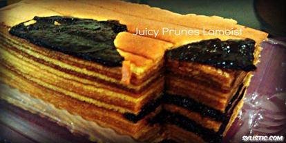 Juicy Prunes Lamoist