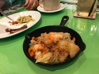 Dinner at Bangkok Jam