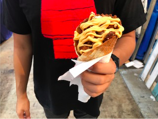 Food at Geylang Bazaar