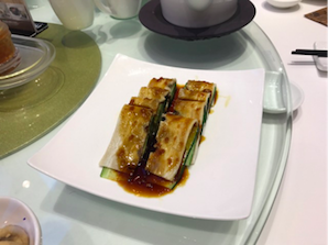 Pork Belly with Cucumber