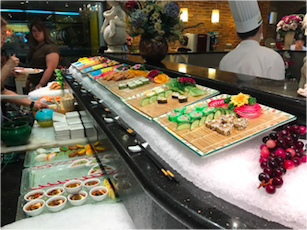 Vienna International Seafood and Teppanyaki Buffet Restaurant