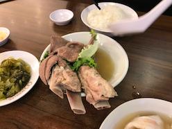 Pork Ribs at Song Fa Bak Kut Teh
