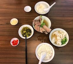 Song Fa Bak Kut Teh Meal in Singapore