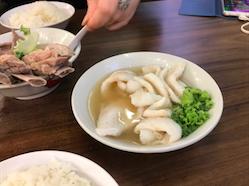 Soup at Song Fa Bak Kut Teh