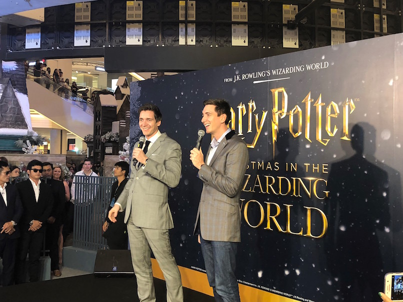 Harry Potter: Christmas in the Wizarding World in Bangkok