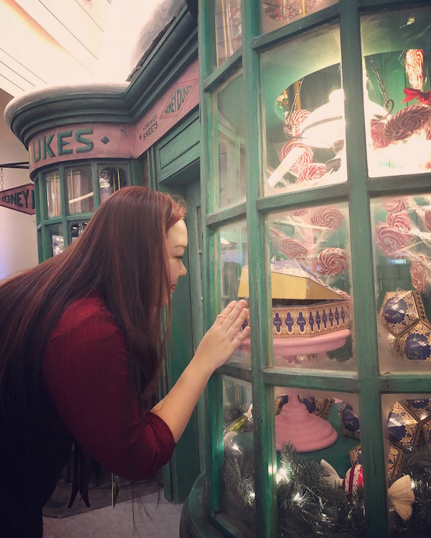 Honeydukes Harry Potter in Bangkok